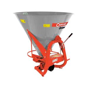 Croplands 500 L Fertisliser & Seed Spreader