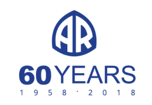Annovi Reverberi Pumps 60 Year logo