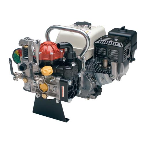AR252 Motorised 4 HP - AR252-4H