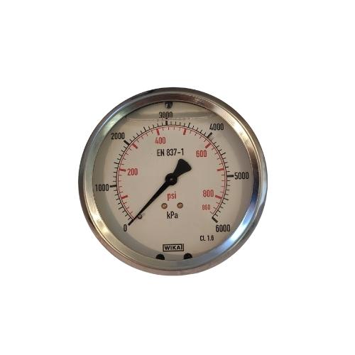 """1/2"""" Rear Pressure Gauge B180.1005.20"""