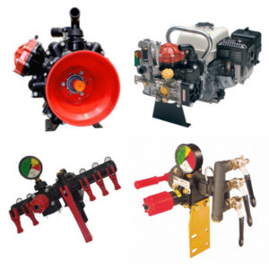 Pumps & Controllers