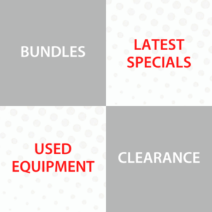 Specials & Used Equipment