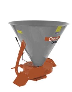 Croplands Optima Dual-fertilizer-conveyor
