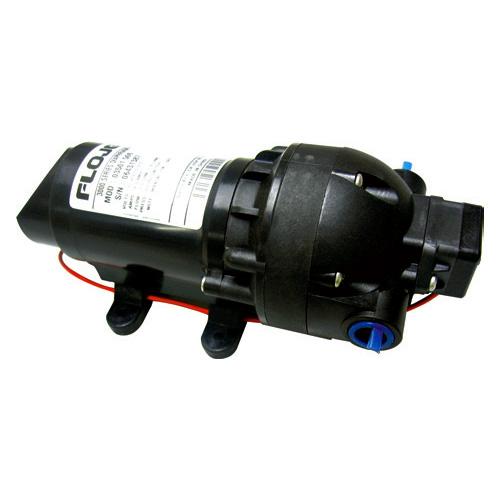 Flojet 3501 Triplex Pump - FL3501-506