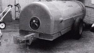 The first Cropliner unit built