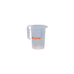 Calibrated 1 L measuring jug - L-H9001