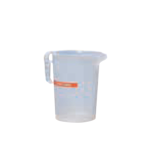Calibrated 5 L measuring jug - L-H9005