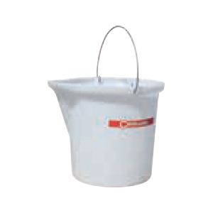 Heavy duty 25 L calibrated mixing bucket - L-H9025