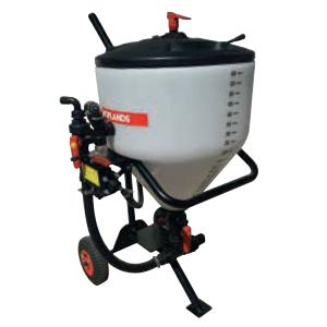 Stand alone 60 L chemical mixer - L-H9353B