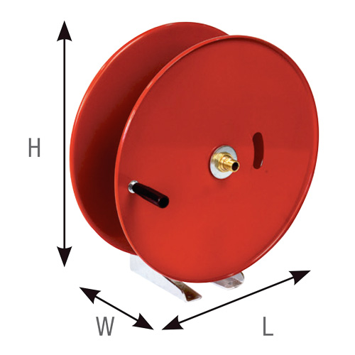 Hose Reel 100m x 12mm