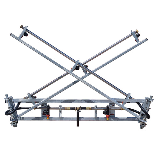 3 metre galvanised boom - MBX03