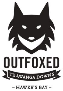 Outfoxed Logo - Hawke's Bay