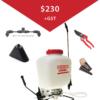 SW503 Knapsack Sprayer Bundle #1
