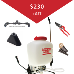SW503 Knapsack Sprayer Bundle #1