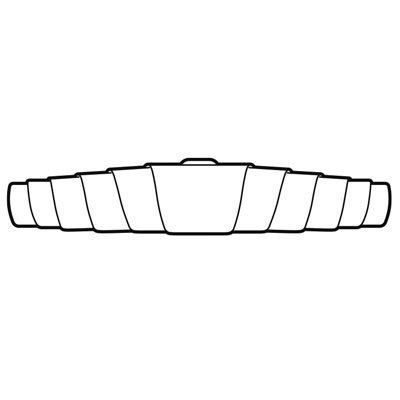 Replacement spring for STA-FOR ART.951