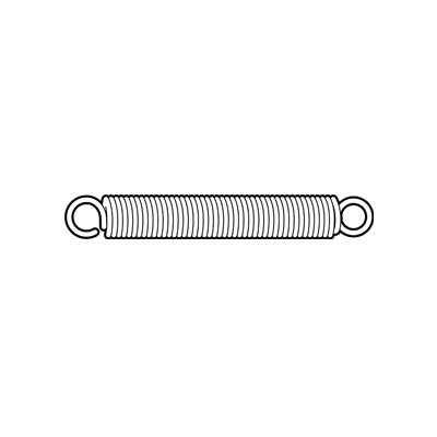 Replacement spring for STA-FOR ART.740