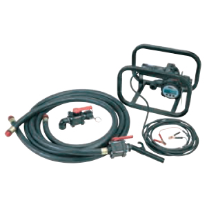 Portable mini bulk transfer system - SHUSF-1105PTSI