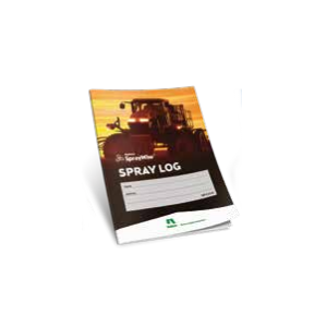 Spraywise Log Book