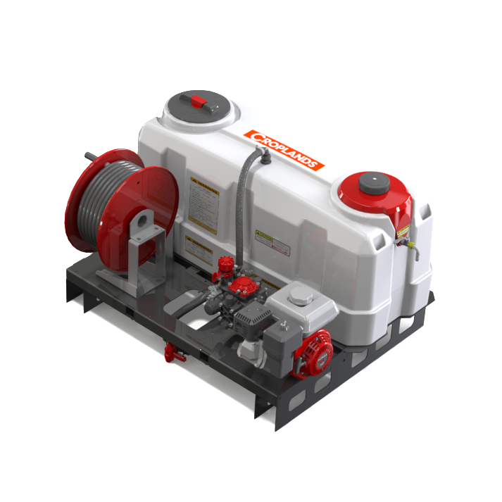 US300C_30_HR30TG Manual Traymount Sprayer