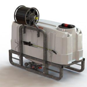 Croplands CropPak 300L Sprayer with 11 l/min pump