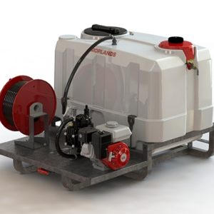 Croplands 600 Litre TrayPak Sprayer with Manual Hose reel