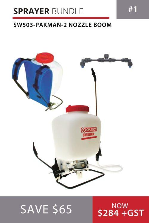 Swissmex SW503 Sprayer Bundle