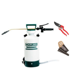 Smissmex 5L Sprayer with secateurs