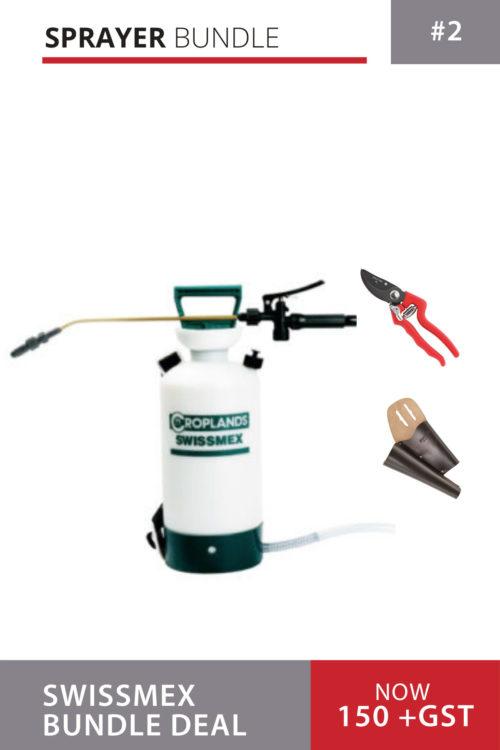Smissmex 5L Sprayer with secateurs