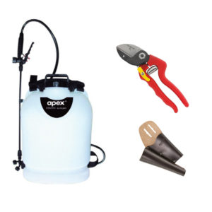 12V Apex Sprayer Bundle