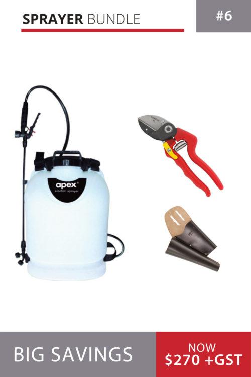12V Apex Sprayer Bundle