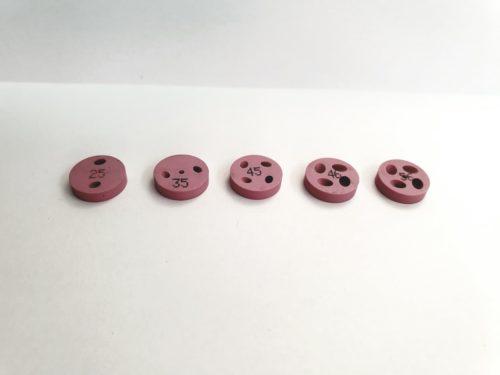 Albuz Core Ceramic Nozzle Options